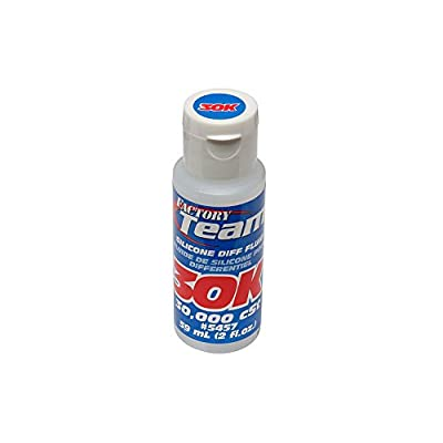 Team Associated 5457 Silicone Differential Fluid, 30000CST: Toys & Games