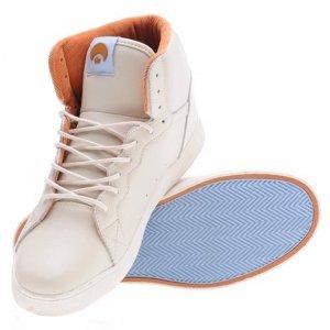 Osiris - Zapatillas de deporte para hombre Beige