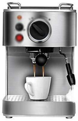 Jsmhh Cafeteras semiautomática máquina portátil Cafetera Italiana ...