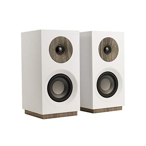 Jamo Studio Series S801 Bookshelf Speakers (White)