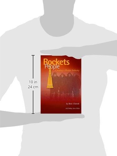 Rockets and People Volume II : Creating a Rocket Industry: 2: Amazon.es: Boris Yevseyevich Chertok, Asif A Siddiqi: Libros en idiomas extranjeros