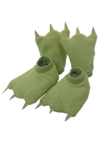 Yoda Costumes For Toddlers (Kids Dinosaur Hands and Feet Toddler)