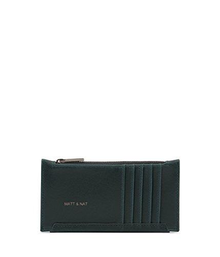 Matt & Nat Jesse Handbag, Vintage Wallets Collection, Emerald (Green)