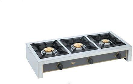 Cuisineonly – Hornillo 3 Fuegos,,.. Cocina: de horno (placa ...