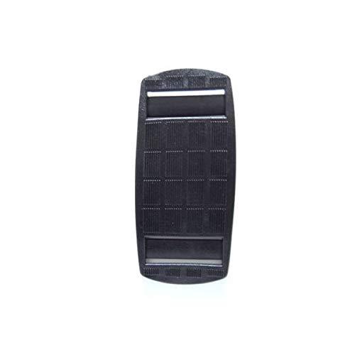 100個セット NIFCO ニフコ SPD50A ゴム製肩当て 50mm巾用 自家製ショルダーベルトの肩当に 100個セット  B07K2TJCXB