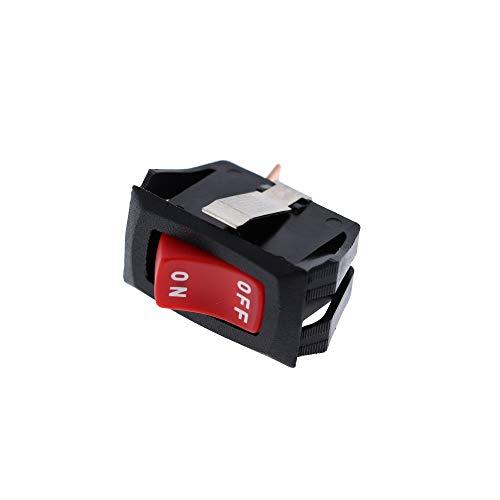 Briggs & Stratton 691396 Rocker Switch Genuine Original Equipment Manufacturer (OEM) Part