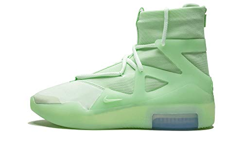 Nike Mens Air Fear of God 1 Frosted Spruce/Frosted Spruce Synthetic