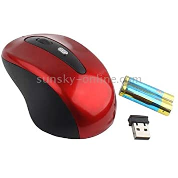 Plug and Play Color : Color1 Light Green Computer Accessories 2.4GHz Wireless Optical Mouse with USB Receiver Working Distance up to 10 Meters