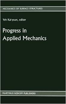 PDF Gratis Progress In Applied Mechanics: The Chien Wei-zang