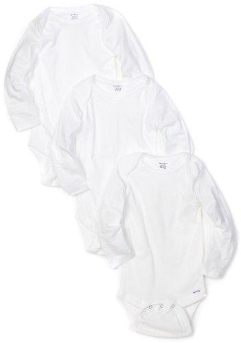 Gerber 6 pack Sleeve Onesies Underwear