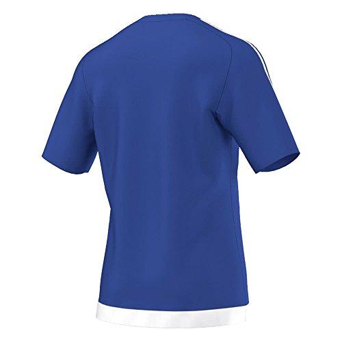 Hombre Blue white Adidas Camiseta Estro 15 Jsy Para qnxXZ1Aw