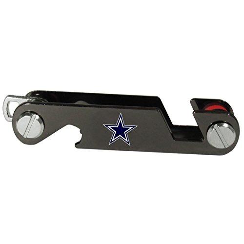 NFL Dallas Cowboys Sports Fan Keychains, One Size, Metal