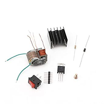 Voltage Generator Inverter Elektrisch Ignitor 15KV 18650 Battery DIY Kit