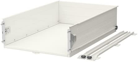 Forvara Ikea Tiroir Moyen Blanc 40x60 Cm Amazonfr