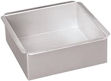 Parrish Magic Line 10 x 10 x 3 Square Pan