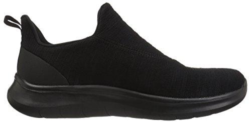 Skechers Men's Quantum - Flex Casual Shoe Black buy cheap wholesale price brand new unisex sale online free shipping really shop offer cheap price clearance original lJxeJbtr6