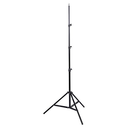 Interfit LS103 Studio Essentials Lightweight - 8'6'' Value Light Stand, Black by Interfit