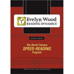 Evelyn Wood Reading Dynamics Master Series Course Guide (BOOK ONLY)