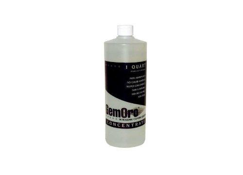 FindingKing GemOro Super Concentrated Cleaning Solution 1 Quart