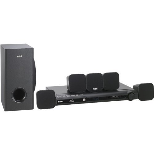 Best of RCA RTB1016W Wi-Fi Blu-ray Home Theater System
