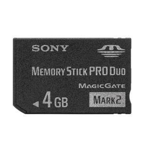 (NEW 4GB MS PRO Duo (Mark2) Media (Flash Memory & Readers))