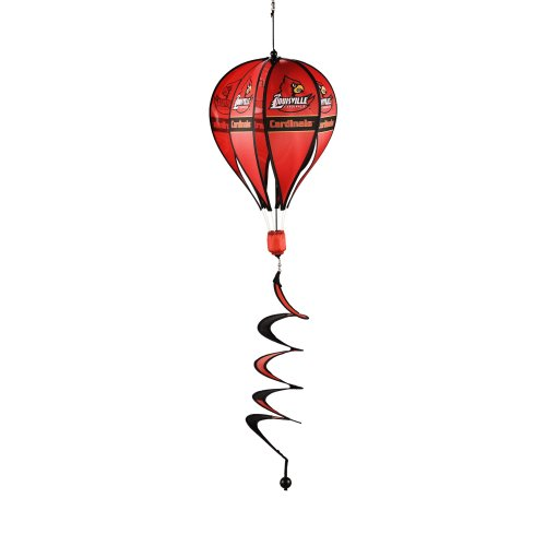 - NCAA Louisville Cardinals Hot Air Balloon Spinner