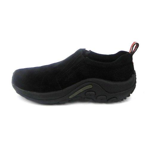 Merrell Jungle Moc-dérapant sur Chaussures de détente - Gris - midnight,