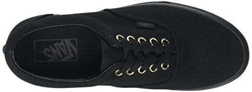 Era Mono or Mode gold Adulte Baskets Mixte negro Multicolore Vans Noir BwgHxZqZ1