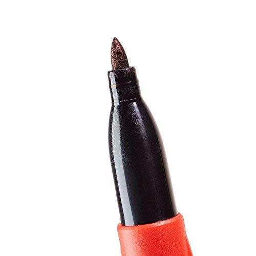 Milwaukee 48-22-3100 Inkzall Jobsite Fine Point Black Permanent Marker (24-Pack) by Milwaukee Elec Tool (Image #1)