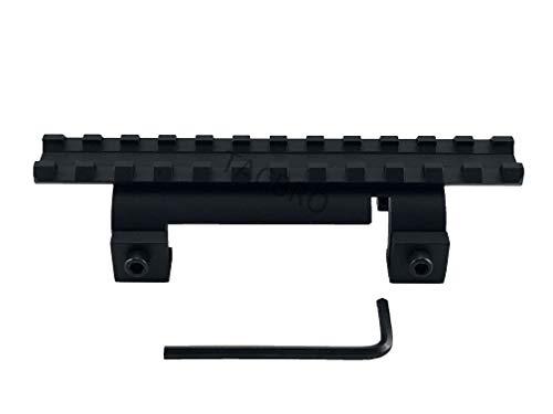 TACBRO Tactical GSG 5 GSG-5 GSG522 German Sport Gun CETME and Clones Submachine Gun Rifle Rail Claw Scope Sight Mount