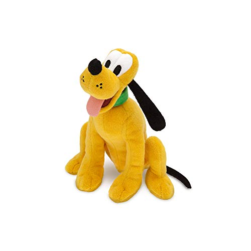 Disney Pluto Plush - Mini Bean Bag - 8 Inch -