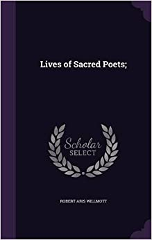 Book Lives of Sacred Poets;