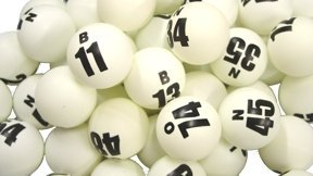 B002NVS2LI BallセットホワイトジャンボシングルナンバーBingo Ballセット B002NVS2LI, 下松市:319db702 --- dqfansurvey.online