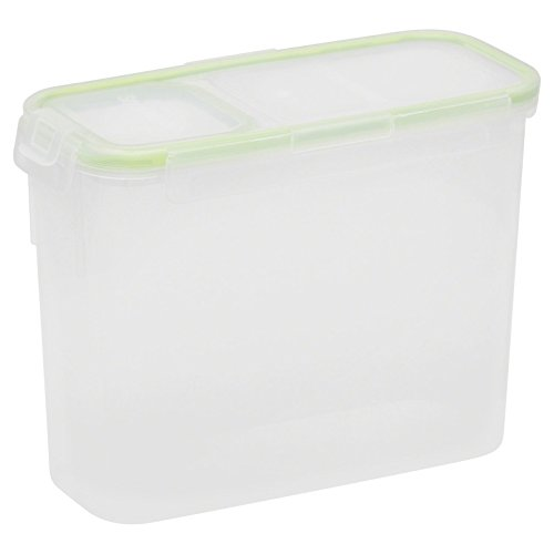Snapware Airtight Plastic Food Storage Container (11-Cup, BPA Free, Meal Prep, Leak-Proof, Microwave, Freezer and Dishwasher Safe)