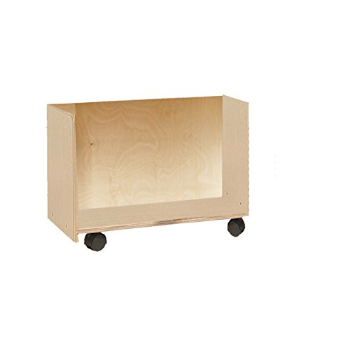 Wood Designs WD17000 Block Cart - 3 Sides, 16 x 24 x 13