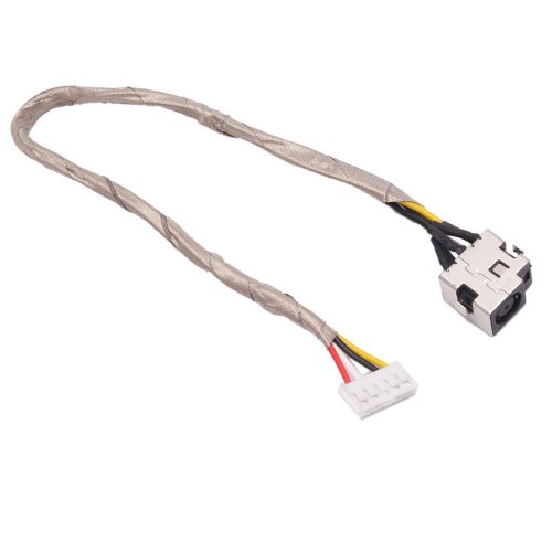 New DC Power Jack Cable Harness Connector for HP Pavilion dv7-1001tx dv7-1001xx dv7-1002xx dv7-1003tx dv7-1003xx dv7-1004tx dv7-1006tx dv7-1008tx dv7-1009tx dv7-1010tx dv7-1011tx dv7-1012tx dv7-1013tx dv7-1014ca dv7-1016nr dv7-1016tx dv7-1017tx dv7-1018tx dv7-1020tx dv7-1021tx dv7-1023cl dv7-1023tx dv7-1024tx dv7-1025nr dv7-1025tx dv7-1027ca dv7-1027tx dv7-1030tx dv7-1034ca dv7-1034tx dv7-1038ca dv7-1051xx dv7-1052xx dv7-1053xx dv7-1101xx dv7-1102tx dv7-1102xx dv7-1103tx dv7-1103xx dv7-1123ca dv7-1127cl dv7-1128ca dv7-1129wm dv7-1130us dv7-1132nr dv7-1133cl dv7-1134us dv7-1135nr dv7-1137us dv7-1151xx dv7-1153ca dv7-1157cl dv7-1170us dv7-1174ca dv7-1175nr dv7-1177ca dv7-1183cl dv7-1201tx dv7-1201xx dv7-1206tx dv7-1207tx dv7-1208tx dv7-1209tx dv7-1210tx dv7-1214tx dv7-1215tx dv7-1216tx dv7-1223ca dv7-1228ca dv7-1232nr dv7-1240us dv7-1243cl dv7-1245ca dv7-1245dx dv7-1247cl dv7-1253ca dv7-1261wm dv7-1262us dv7-1264nr dv7-1267cl dv7-1270ca dv7-1270us dv7-1273cl dv7-1275dx dv7-1279wm dv7-1285dx dv7-1424nr dv7-1426nr dv7-1444us dv7-1448dx dv7-1450us dv7-1451nr dv7-1464nr dv7-1468nr (Hp Dc Power Jack)