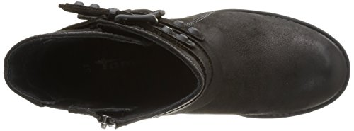 Noir Tamaris 1 montantes Black Chaussures 25401 femme wFZqZIf0xS