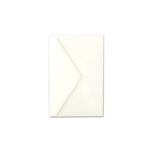 Crane Com Holiday - Crane & Co. Pearl White Embassy Envelopes (PE9111)