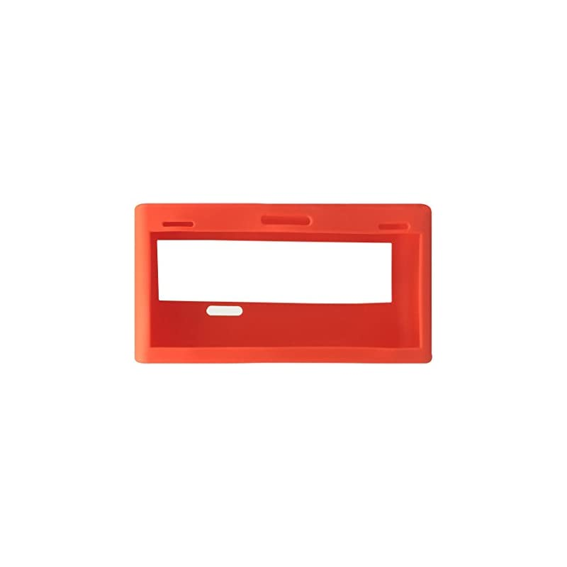 Liboer Soft Silicone Cover for Bose Soundlink Bluetooth Speaker III (Speaker Not Included) (Red)