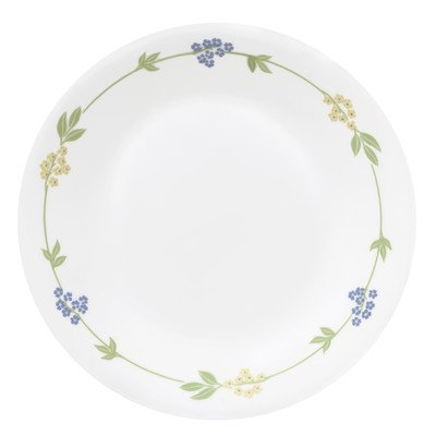 "Corelle Livingware Secret Garden 6-3/4"" Bread & Butter Plate (Set of 4)"