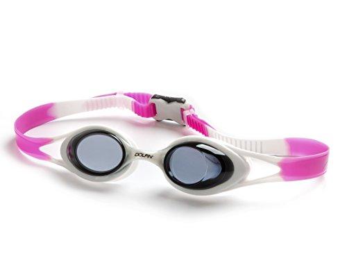Dolfin Hot Shots Goggles - Rose