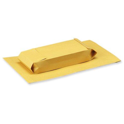 Expansion Envelopes, Open-End, 40Lb, 10''x15''x2'', 25/PK, Kraft, Sold as 1 Package - Quality Park Expansion Envelopes, Open-End, 40Lb, 10''x15''x2'', 25/