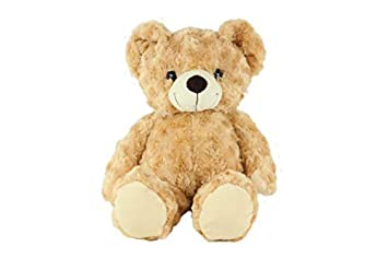 Amazon.com: Oso de peluche de peluche de color marrón ...