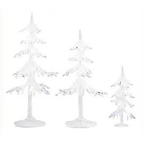 Icicle Village (Department 56 Village Icicle Trees Accessories 56722)