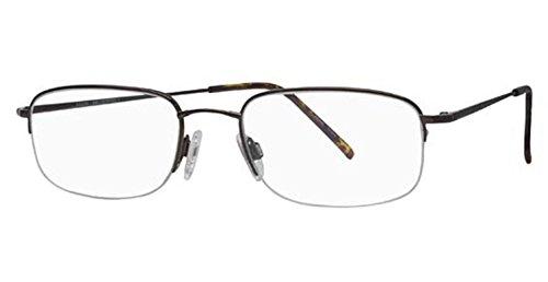 Glasses 606 - Flexon Flexon 606 Eyeglasses 218 Coffee 218 Demo 52 19 140