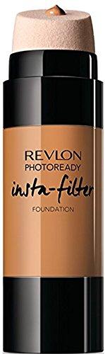 Revlon PhotoReady Insta-Filter Foundation, 400 Caramel, 0.91 fl oz (Pack of 2)