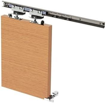Heavy Duty Flyaside modessimple para puerta deslizante de ...