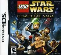 New Lucas Arts Lego Star Wars Complete Saga Strategy Puzzle Product Type Ds Game J Video Games (Complete Product Puzzle Game)