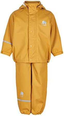 CeLaVi Childrens Zweiteiliger Regenanzug in Vielen Farben Waterproof Jacket