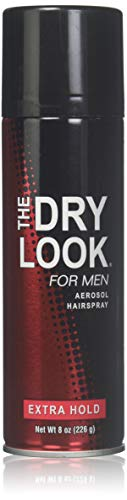 The Dry Look, For Men, Aerosol Hairspray, Extra Hold, 8 oz